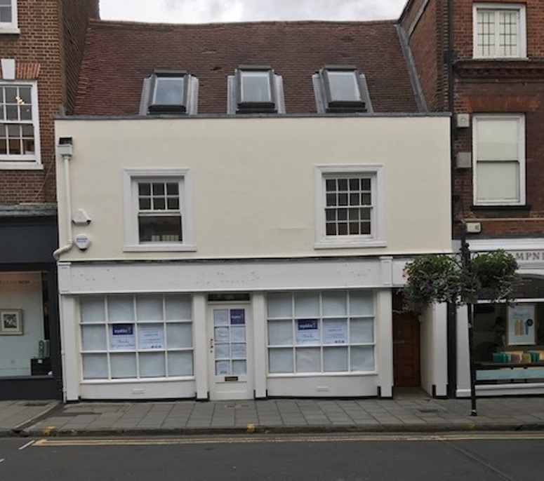 OCTOBER 2019 - 196 High Street, Guildford - Retail Unit