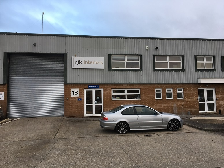 MAY 2018 - Unit 1b Cathedral Hill Industrial Estate, Guildford