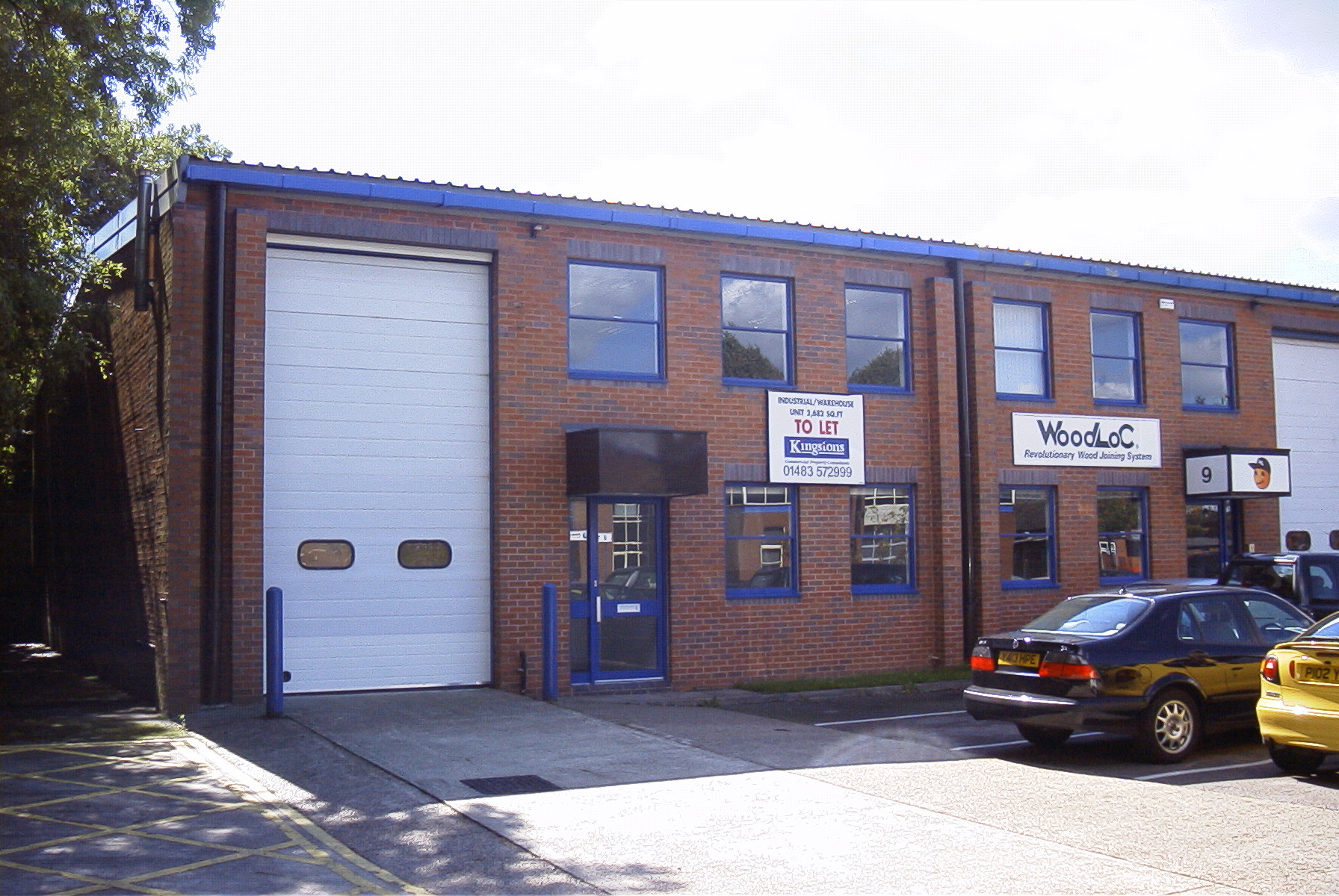 10 THE PINES BUSINESS PARK, Broad Street, GUILDFORD - LETTING