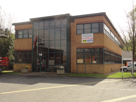 UNIT 14 THE PINES BUSINESS PARK, BROAD STREET, GUILDFORD GU3 3BH