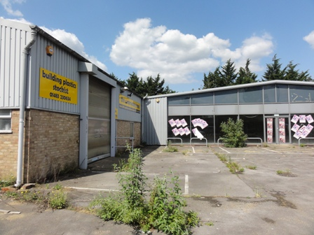 15 WESTFIELD ROAD, Slyfield Industrial Estate, GUILDFORD - LETTING