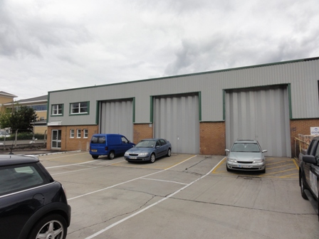 UNIT 1A, CATHEDRAL HILL INDUSTRIAL ESTATE, GUILDFORD - LETTING