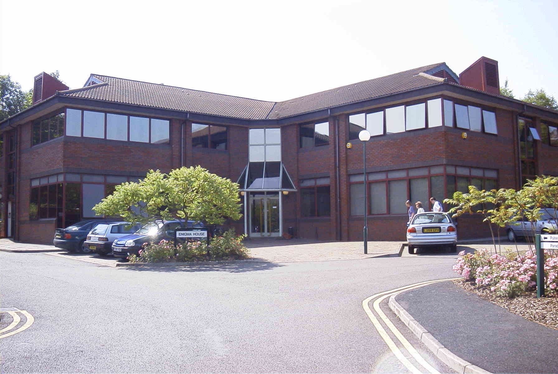 30B ALAN TURING ROAD, SURREY RESEARCH PARK, GUILDFORD
