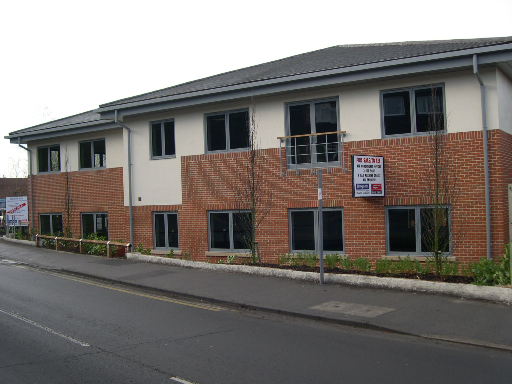 3 LANGHAM PARK, Catteshall Lane, GODALMING - Ground floor office - LETTING