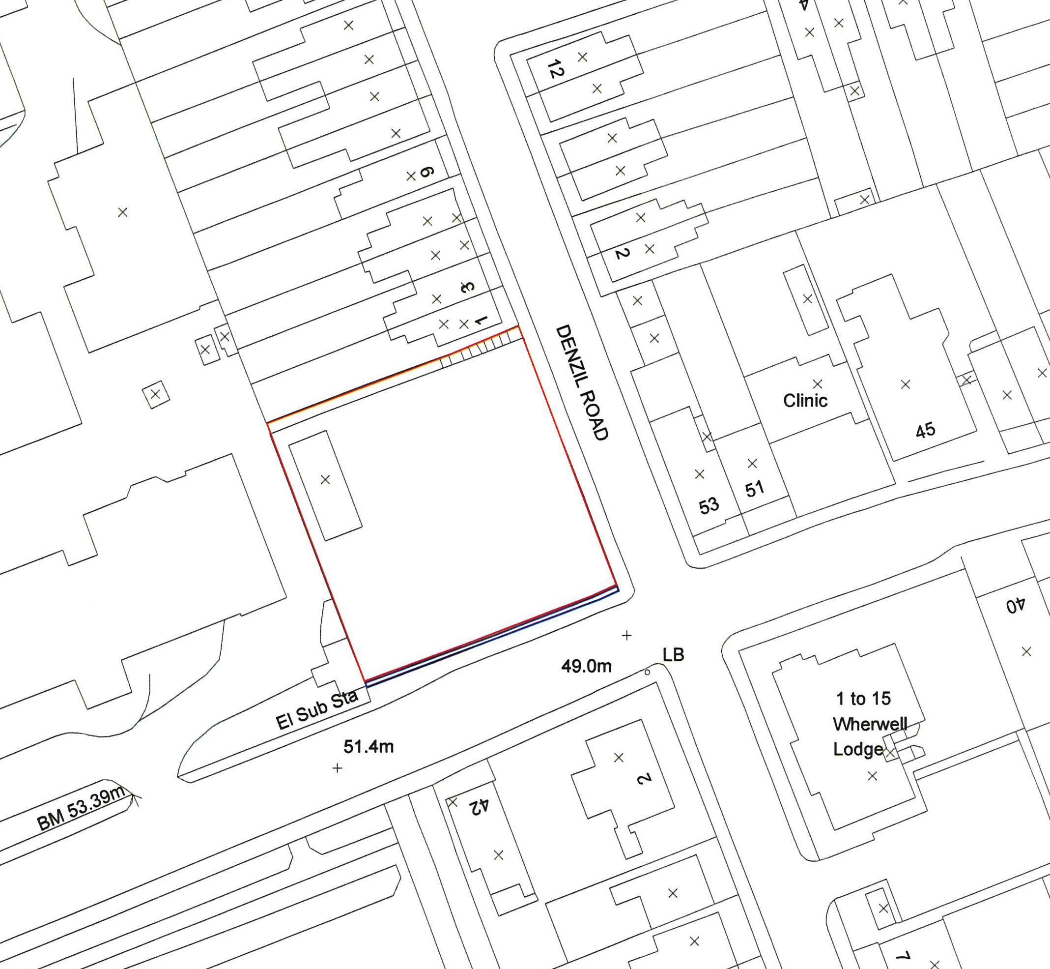55 - 65 FARNHAM ROAD, GUILDFORD - CONSENT FOR 14 TWO-BEDROOMED FLATS