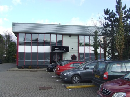 5 RIVERSIDE BUSINESS PARK, Walnut Tree Close, GUILDFORD - LETTING