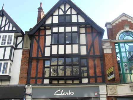 SUITE 1, 98 to 110 HIGH STREET, GUILDFORD - LETTING