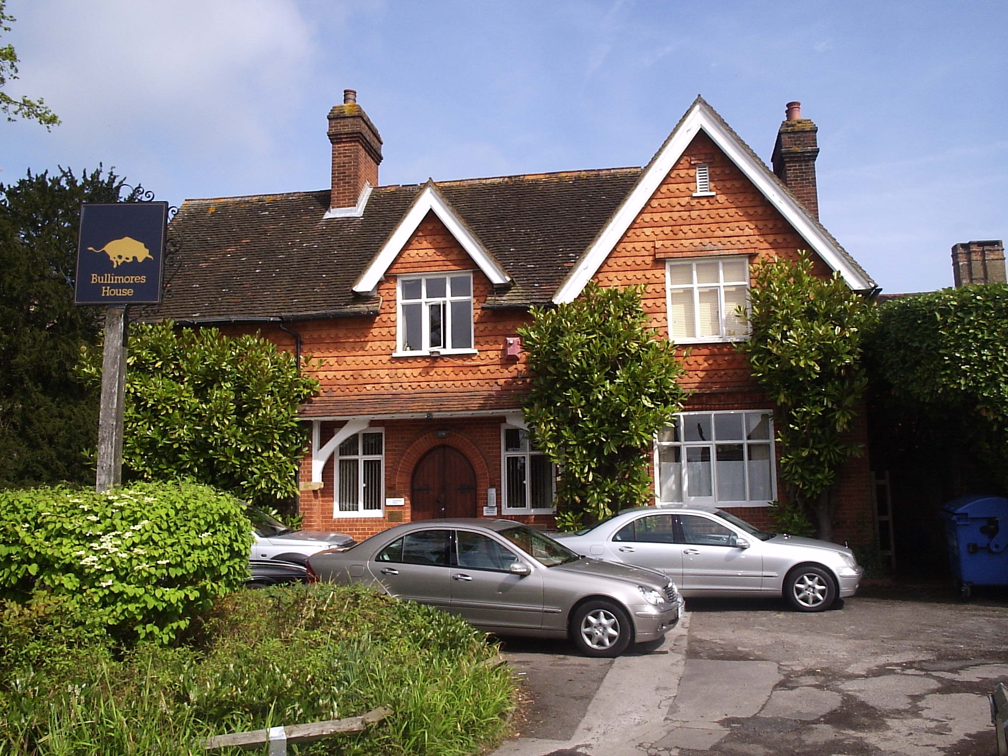 BULLIMORES HOUSE (SUITE 8), Church Lane, CRANLEIGH - LETTING
