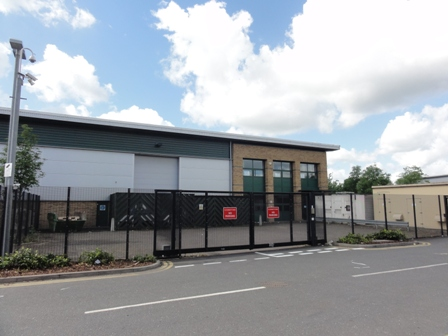 UNIT 8 COBBETT PARK -Slyfield Industrial Estate, GUILDFORD - LETTING