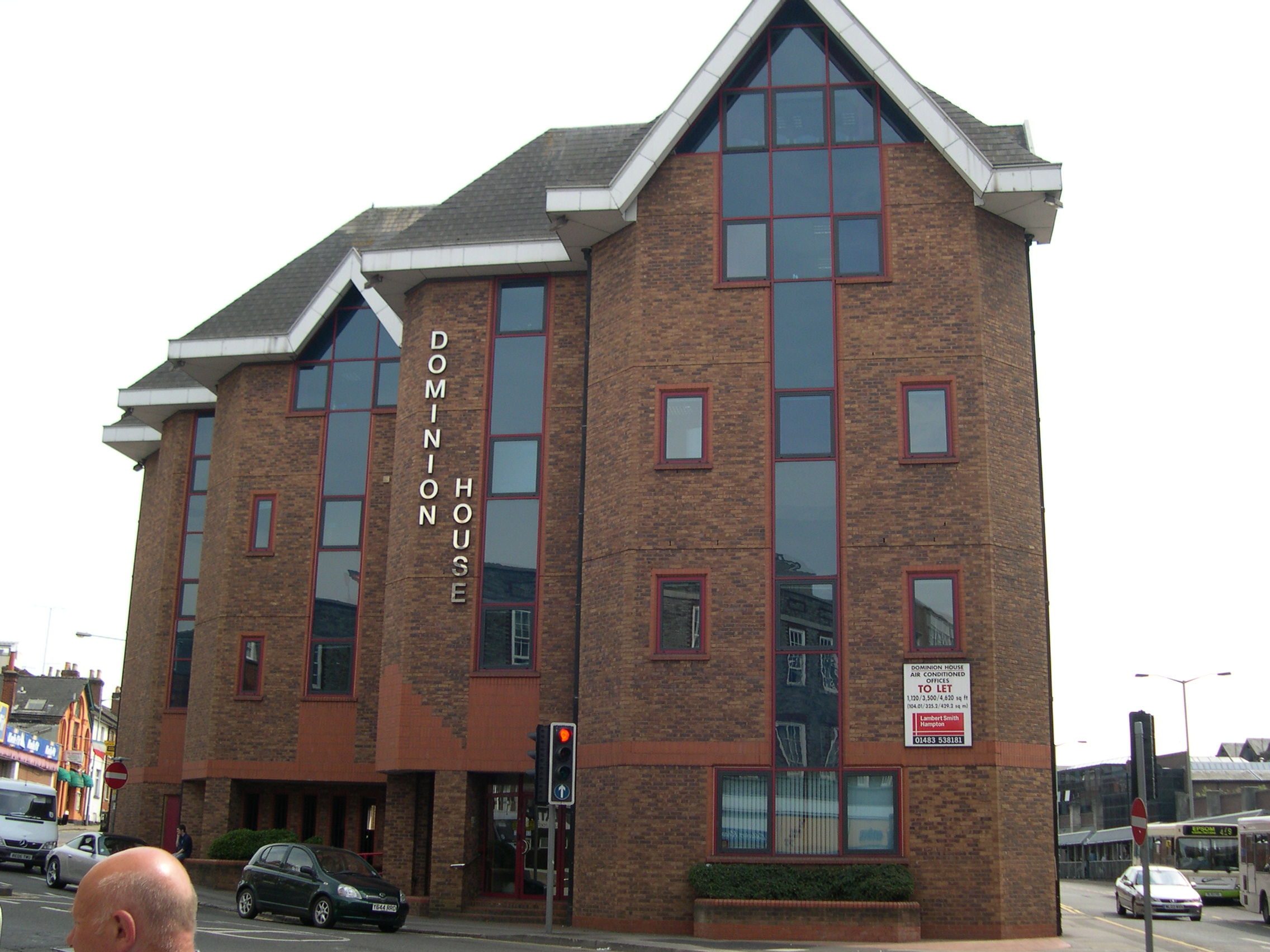 DOMINION HOUSE (Part 3rd floor), Woodbridge Road, GUILDFORD - LETTING