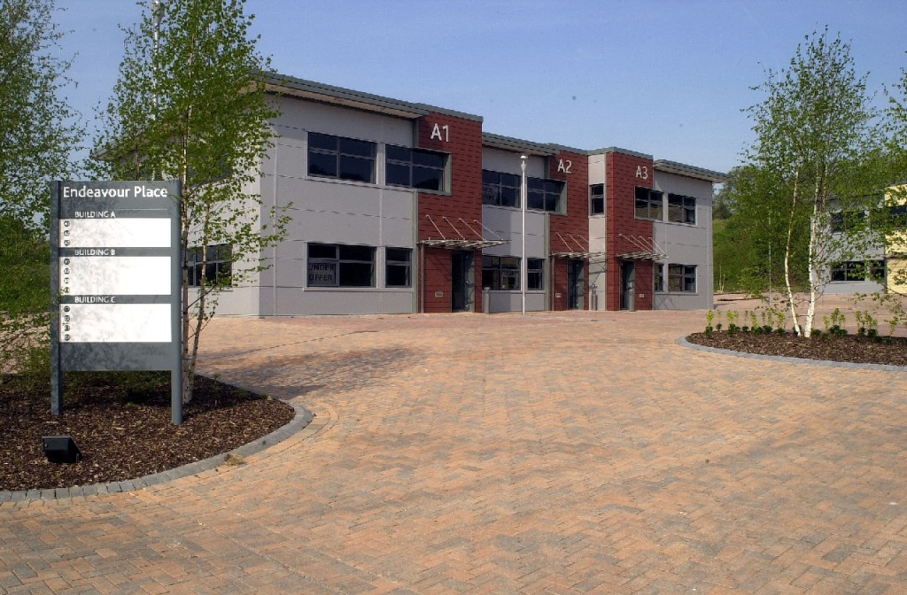 ENDEAVOUR PLACE, Coxbridge Business Park, FARNHAM - SOLD