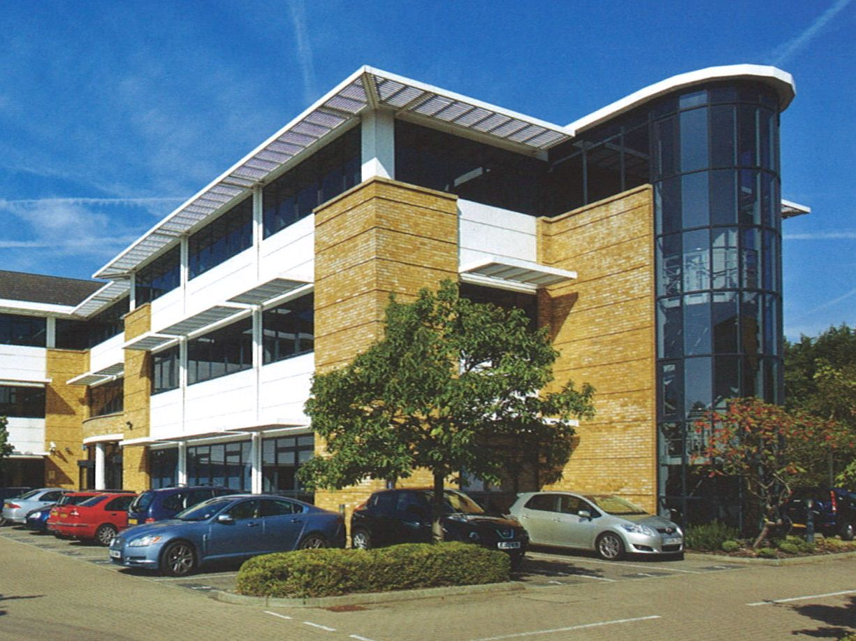 1 ARCHIPELAGO, FRIMLEY - 2nd & Part 1st Floor offices - 9,479 sq ft