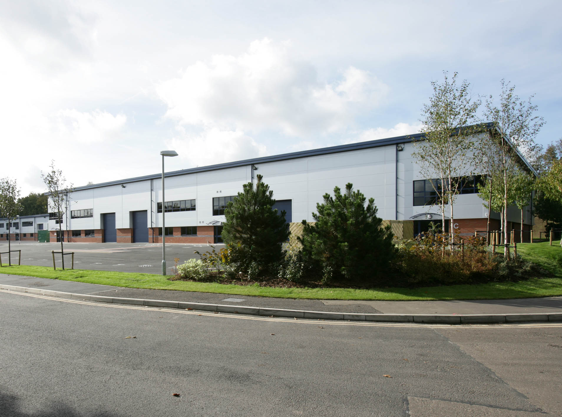 HENLEY BUSINESS PARK - UNIT 3B, Pirbright Road, Normandy, GUILDFORD - LETTING