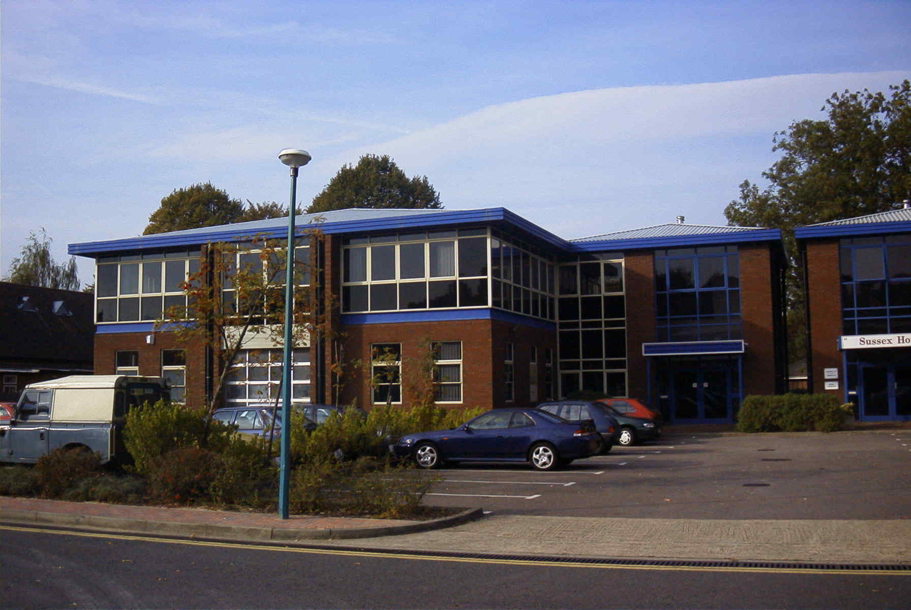 12 THE PINES BUSINESS PARK, BROAD STREET, GUILDFORD