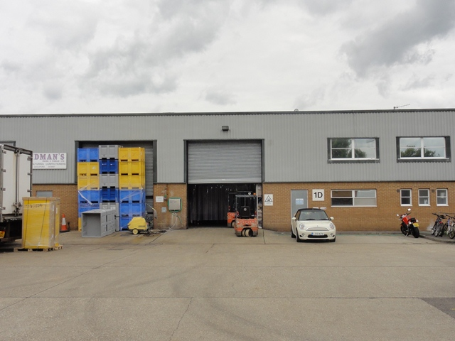 UNIT 1D CATHEDRAL HILL INDUSTRIAL ESTATE