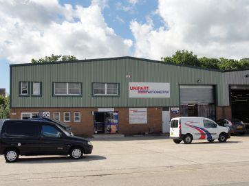 UNIT 2C, CATHEDRAL HILL INDUSTRIAL ESTATE, GUILDFORD - LETTING