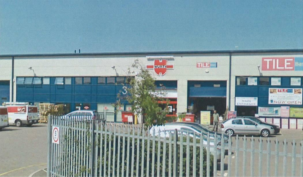 UNIT 3 CROYDON VALLEY TRADE PARK, CROYDON - ACQUSITION