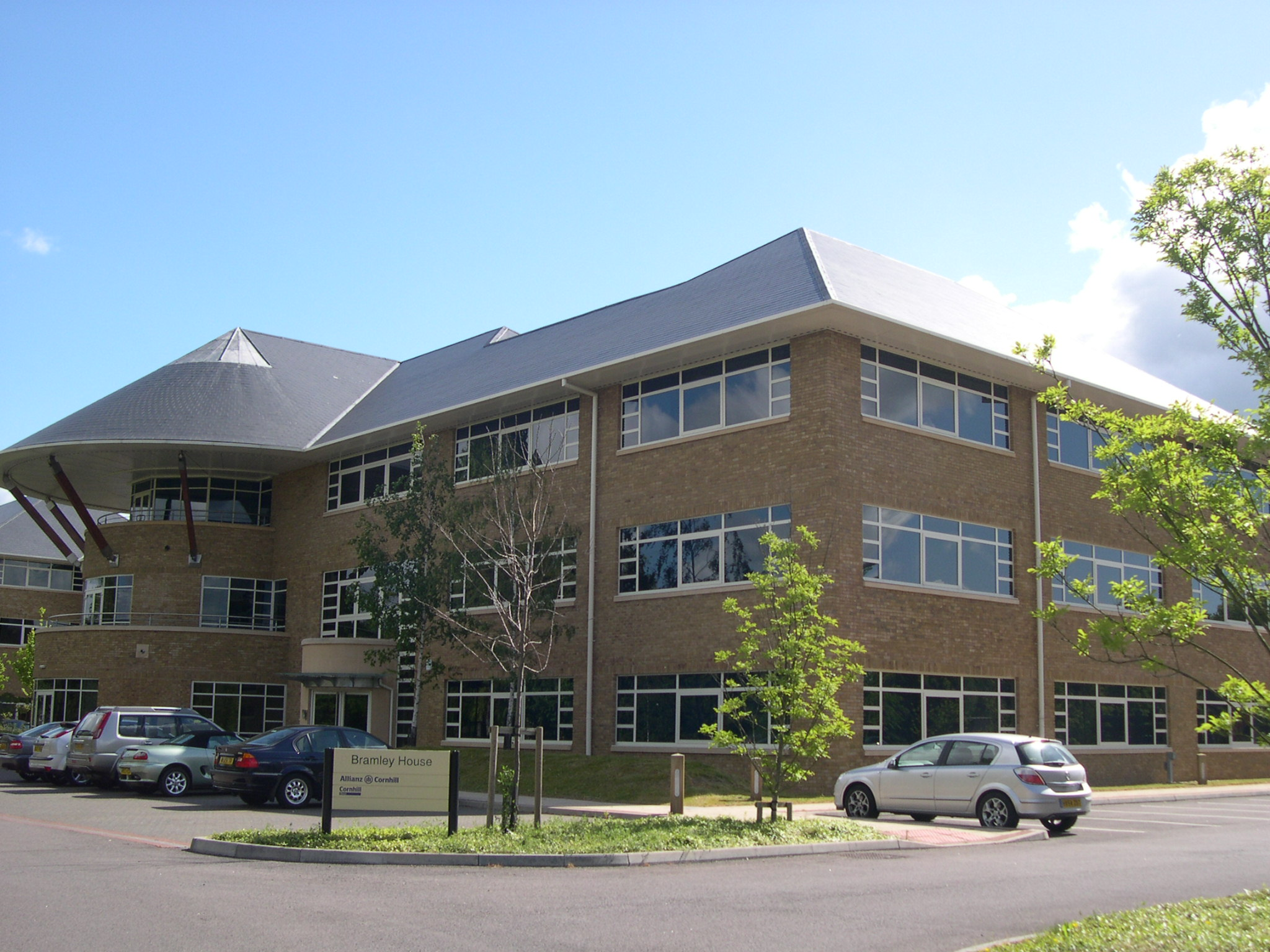 BRAMLEY HOUSE (1st Floor), The Guildway, Guildford