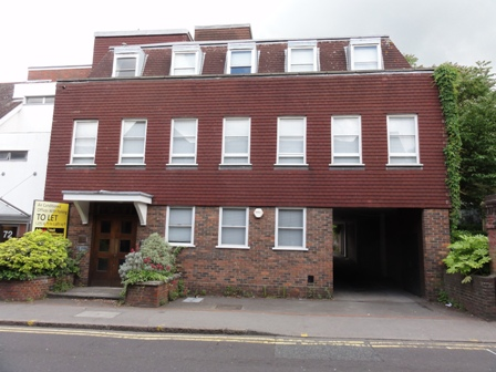 MILTON HOUSE, 66 - 68 Chertsey Street, GUILDFORD - SOLD