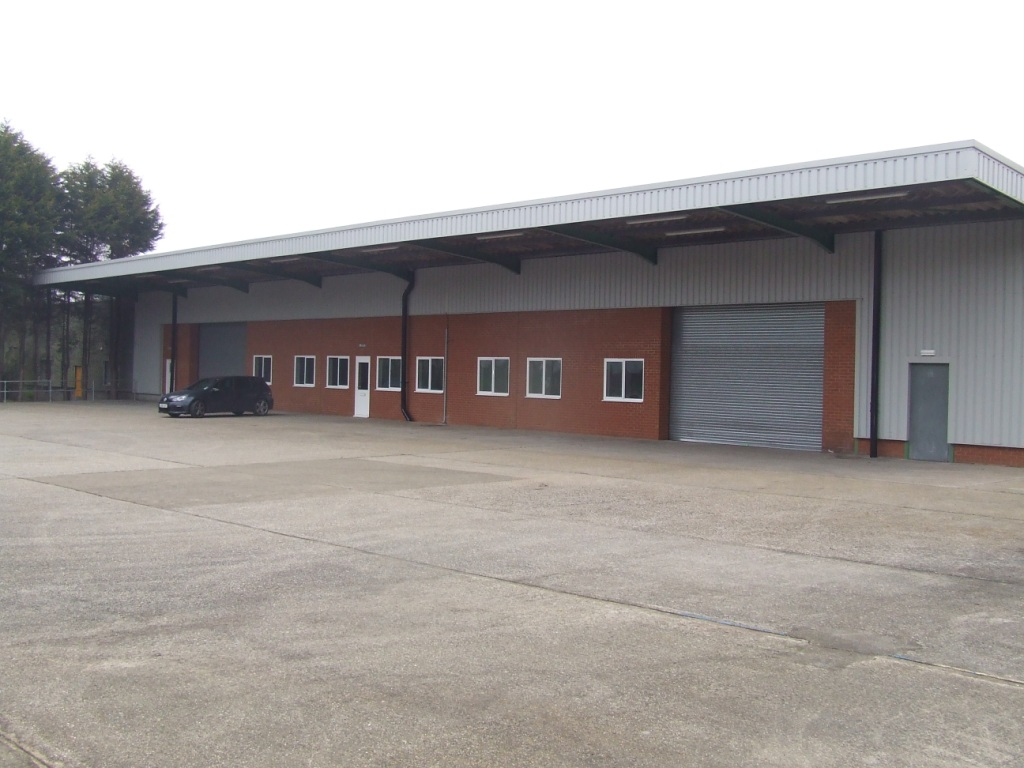 UNITS 2 & 8 RIVERWAY INDUSTRIAL ESTATE, Peasmarsh