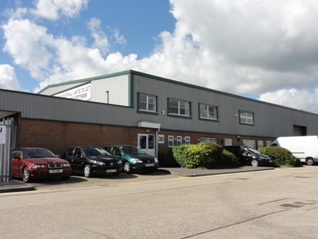 UNIT 3B, CATHEDRAL HILL INDUSTRIAL ESTATE, GUILDFORD - LETTING