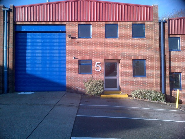 UNIT 5 THE PINES BUSINESS PARK, BROAD STREET, GUILDFORD GU3 3BH