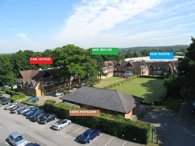 FEBRUARY 2018 - 3 more office lettings at Tanshire Park, Elstead