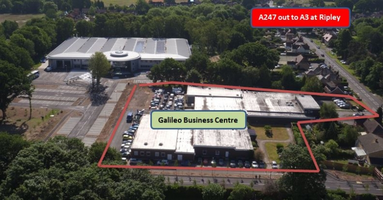 THE GALILEO BUSINESS CENTRE, Send Road, Send, Woking, Surrey GU23 7ER - Offces / Industrial / Storage