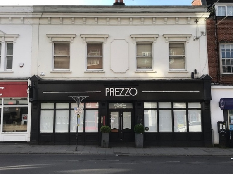 NOVEMBER 2018 - 260/262 High Street, Guildford - Restaurant Premises